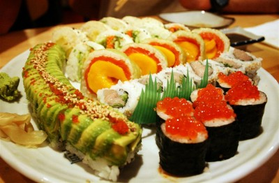 With abundant fresh seafood and a large population of Japanese descent, Vancouver has some of North America's best sushi.