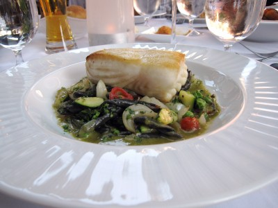 The halibut special