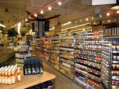 Gourmet groceries at Yaletown's Urban Fare