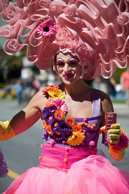 Pride Parade 2008; Photo by Hedwig Schipperheijn Commercial Photography