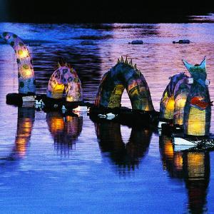 Illuminares Lantern Festival at Trout Lake