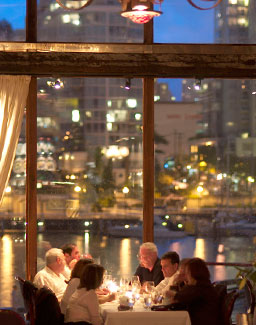 Top 5 Vancouver Restaurants With A View Inside Vancouver