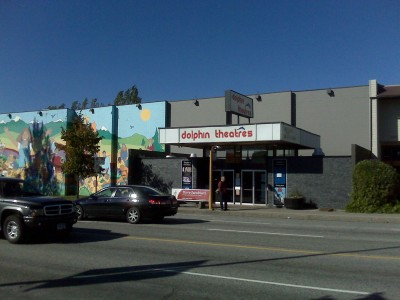 The Dolphin on E. Hastings in Burnaby near SFU