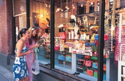 Yaletown Clothing Stores