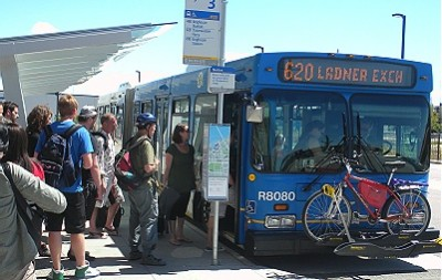 Go Multi-Modal –Combine Cycling with Other Transportation Options