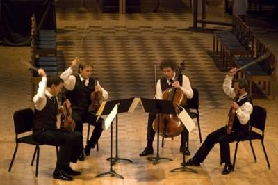 the leipzig string quartet essay Bachfest leipzig 2005  the art of fugue performed by the string quartet plus  harpsichord by musica antiqua köln led by reinhard goebel.