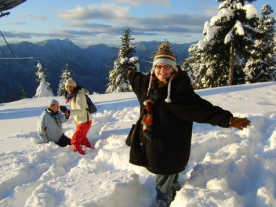 ded3649ef58f A Real Winter Wonderland  Christmas on Grouse Mountain - Inside ...