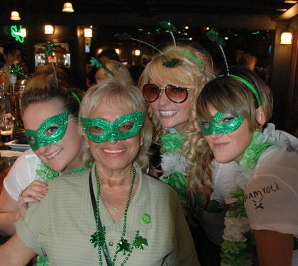 St. Patrick's Day at Vancouver's The Blarney Stone. Photo: The Blarney Stone