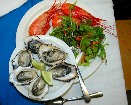 The Annual Lund Shellfish Festival Sunshine Coast