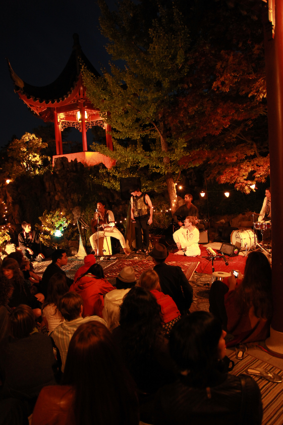 Enchanted Evenings Concet Series at Dr. Sun Yat-Sen Chinese Garden