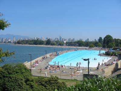 Get The Kids Wet Vancouver Outdoor Pools Inside Vancouver Blog