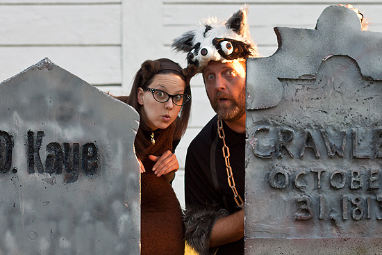 Family Fright at the Fort: Justine Beaver's Halloween ...