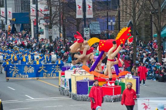 Vancouver Christmas Parade.Rogers Santa Claus Parade 2011 This Sunday December 4