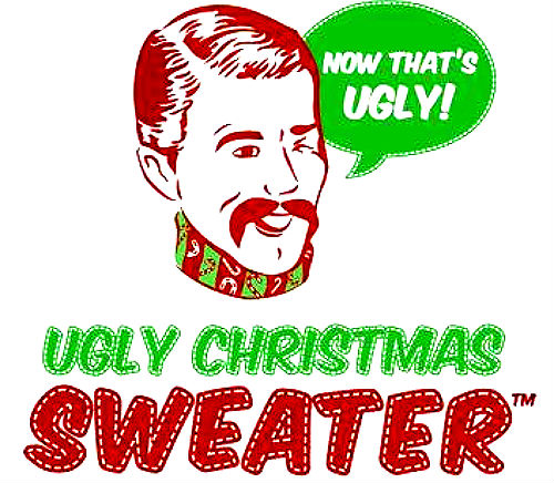 Ugly Christmas Party Sweaters: Get Ready For The 10th Annual Ugly Christmas Sweater Party