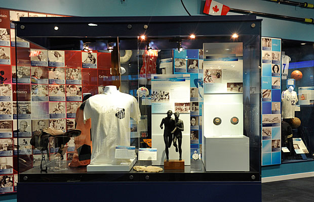 BC Sports Hall of Fame and Musem. Photo: The Province / Jenelle Schneider, PNG