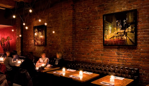 Quiet Restaurants Vancouver