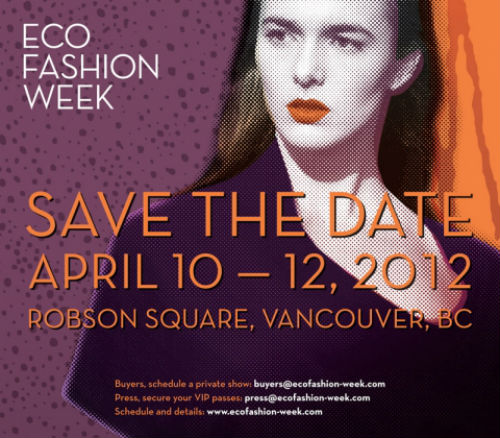 Eco Fashion Week Vancouver Tickets