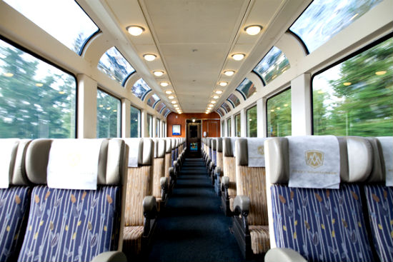 Spring Getaway By Rail On The Iconic Rocky Mountaineer