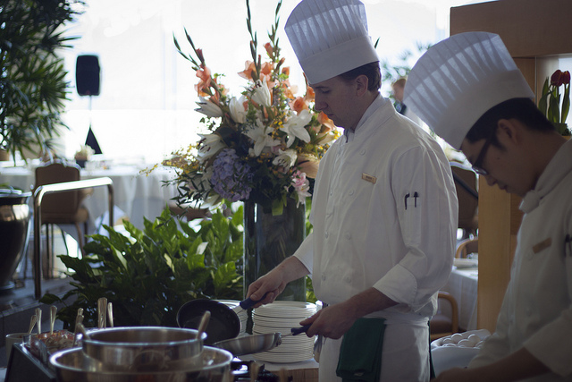 Cafe Pacific's Mother's Day Brunch. Photo: Pan Pacific Vancouver Blog