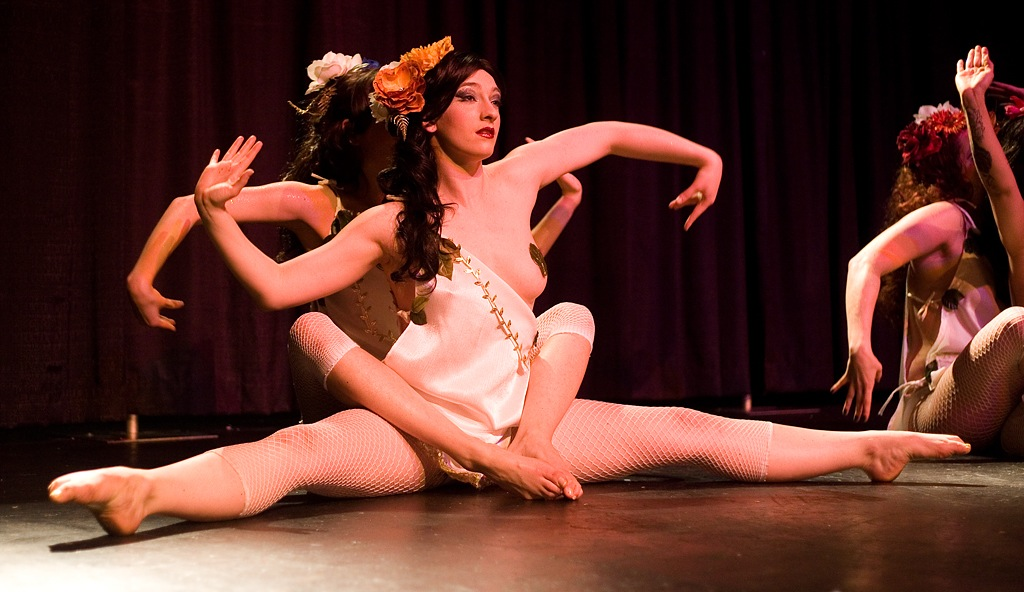 Photo: Vancouver International Burlesque Festival