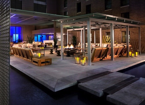Rooftop Patio On Hotel Georgia Opens For The Summer