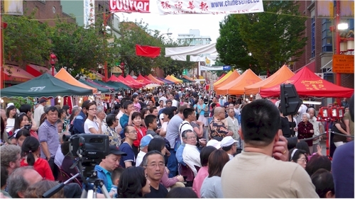 Vancouver Chinatown Night Market. Photo: Vancouver Chinatown Merchants Association
