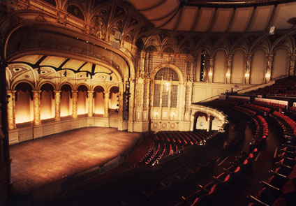 Inside the Orpheum Theatre