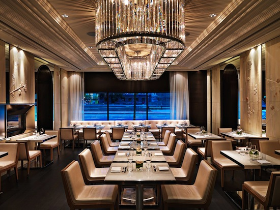 Inside The Restaurant Of The Year Hawksworth Inside