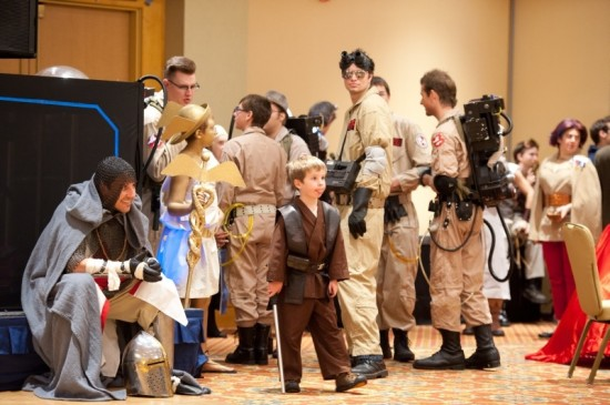 Costumes at VCON