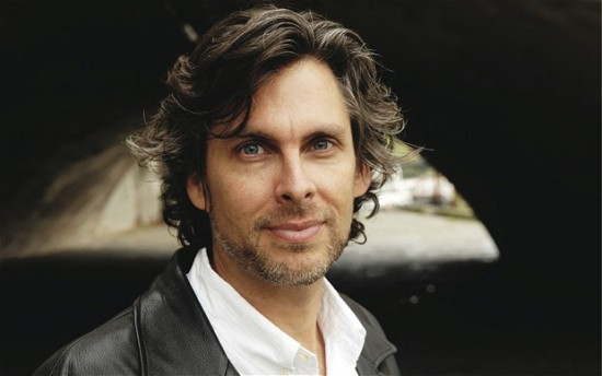 Michael Chabon author photo