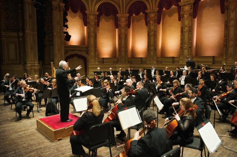 Vancouver Symphony Orchestra photo