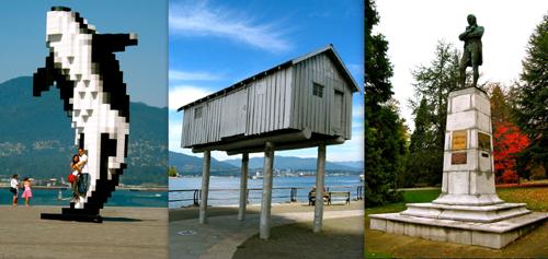 Vancouver's Outdoor Art