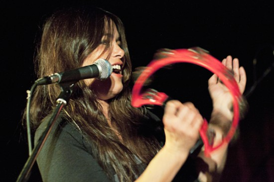 Rachael Yamagata concert photo