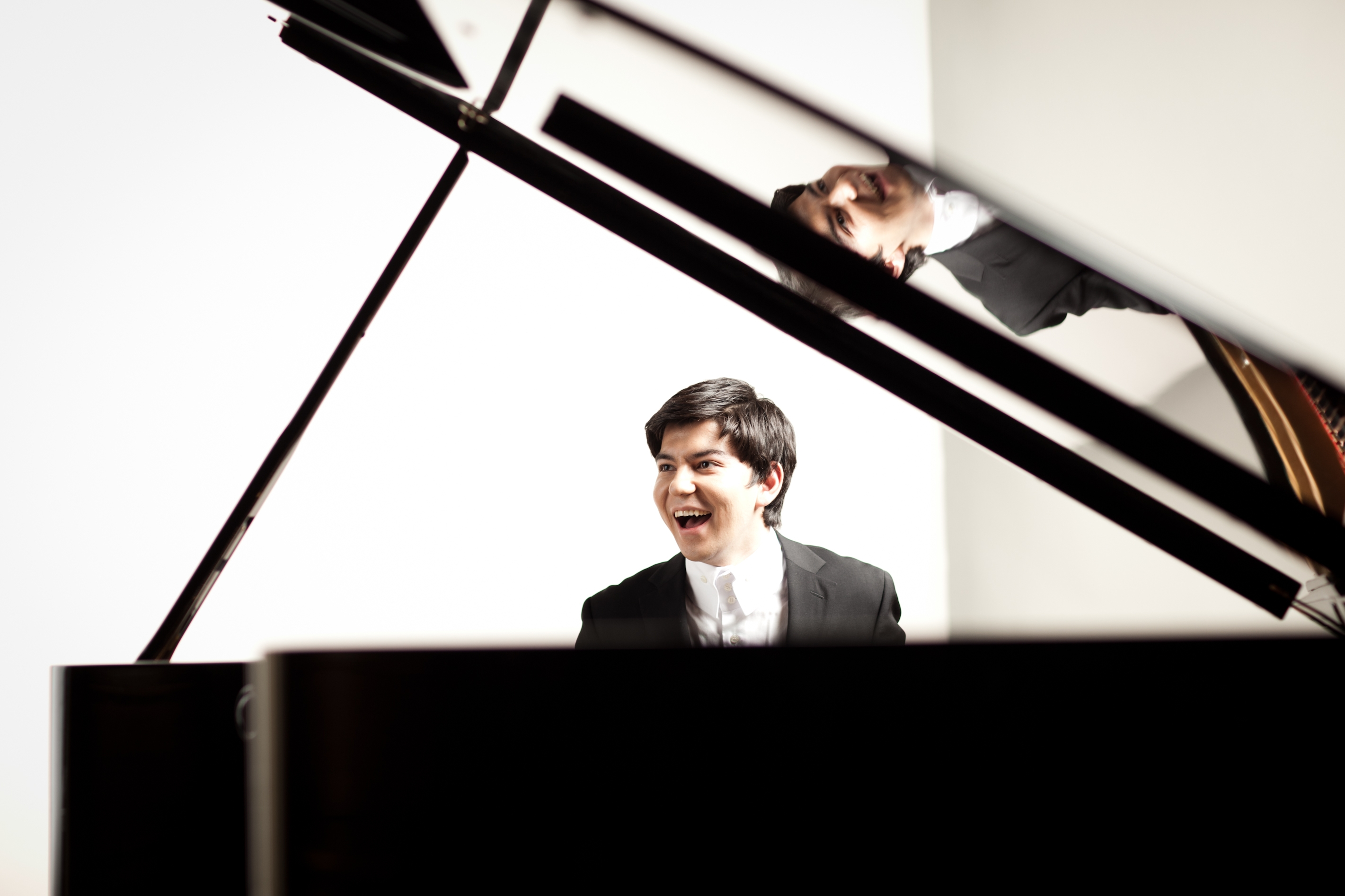 Concert Pianist Behzod Abduraimov, Photo Credit: vancrecital.com