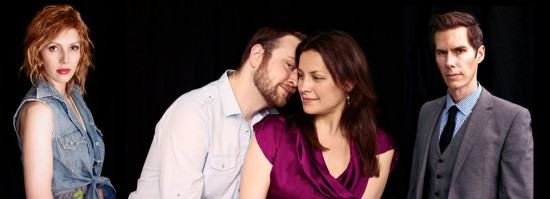 Closer Shift Theatre Vancouver cast