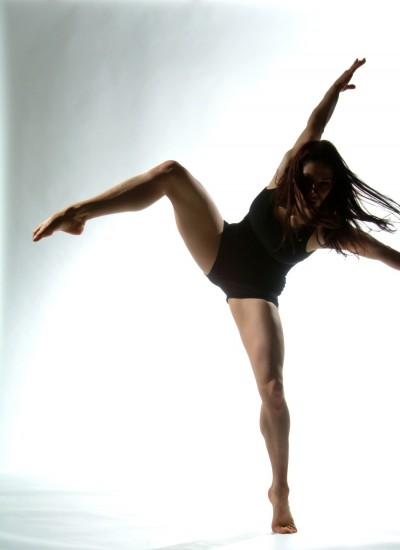 BC Ballet's Emily Molnar. Photo credit: Michael Slobodian