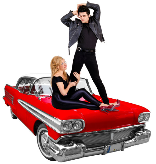 GREASE IS THE WORD FOR FOOTLIGHT THEATRE'S 46th SEASON (Ticket