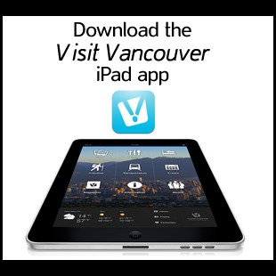 Download the Visit Vancouver iPad App