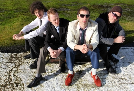 Broken Mirrors band Vancouver