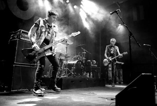 D.O.A. Vancouver band photo