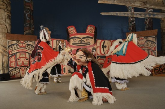 Coastal First Nations Dance
