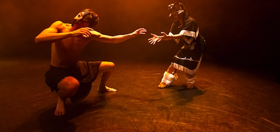 Photo credit: Derek Dix, courtesy of Vancouver International Dance Festival