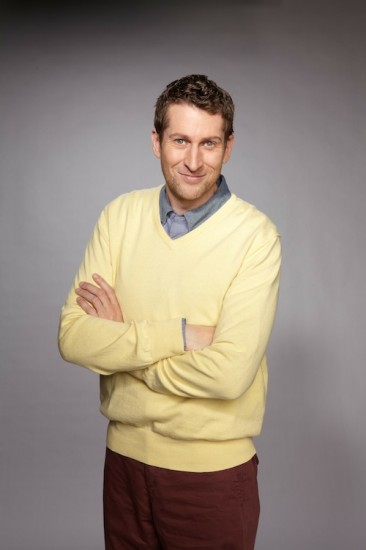 Scott Aukerman, host of Comedy Bang Bang