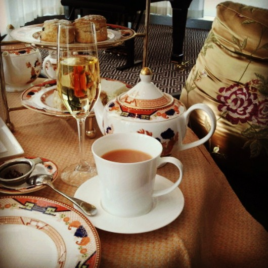 Vancouver afternoon tea services