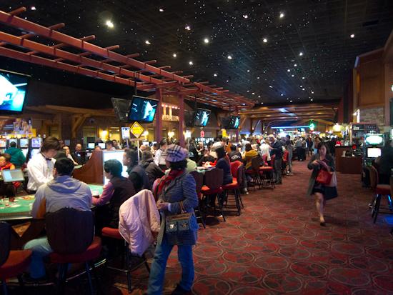 Tropicana casino spa atlantic city