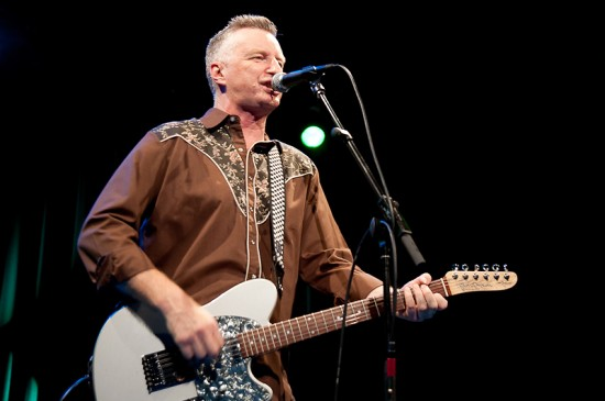 Billy Bragg Commodore