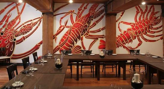 Minami Restaurant in Yaletown. Photo credit: Minami