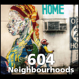 604 Neighbourhoods