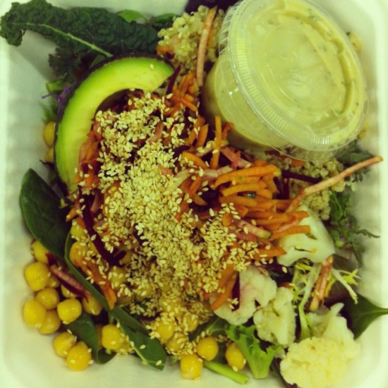 Photo credit: Culver City Salads