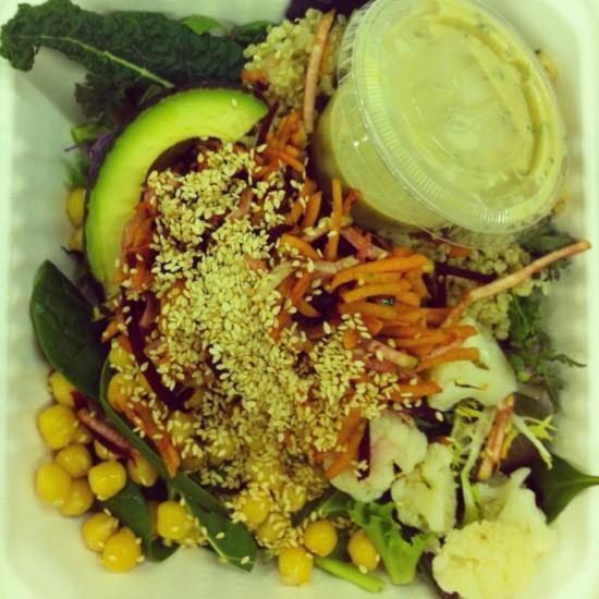 Photo credit: Culver City Salads